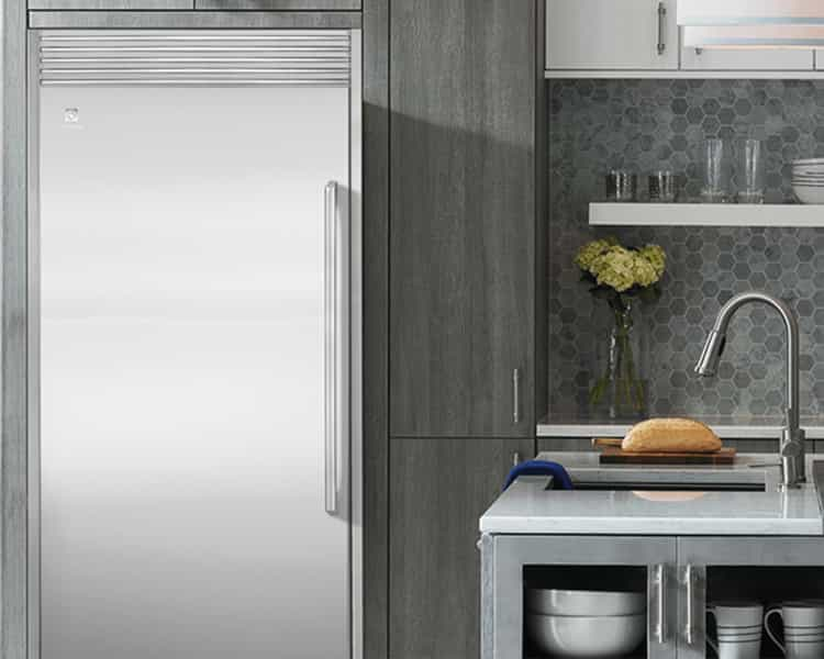 compare types & sizes of refrigerator